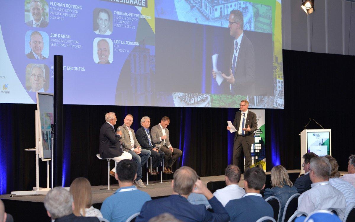 DSS Europe Global Outlook Panel (Foto: invidis)