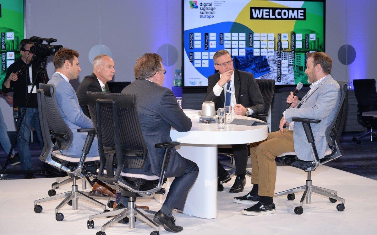 DSS Europe Experience Panel (Foto: invidis)