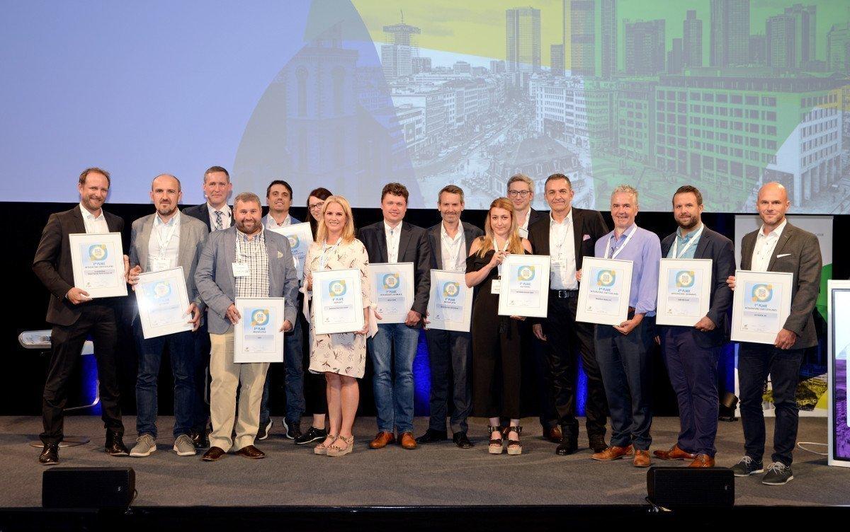 DSS Europe invidis Awards 2018 (Foto: invidis)