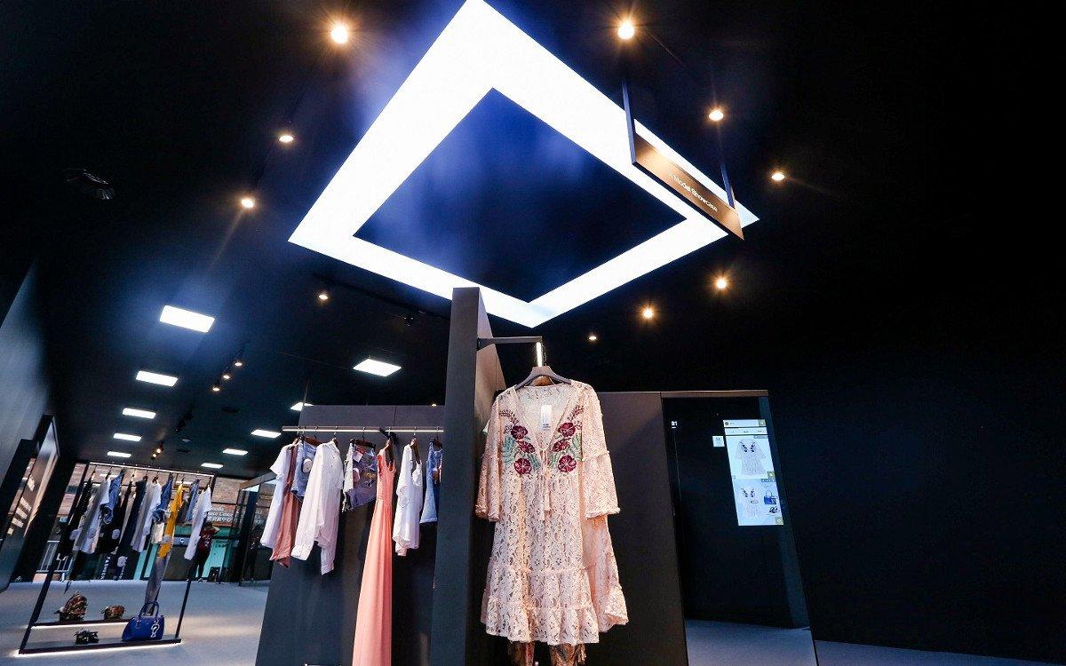 Alibaba FashionAI Store in Hongkong (Foto: Alibaba)