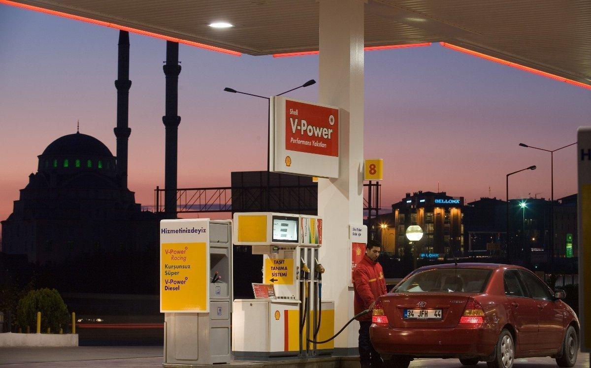 Eine von 45.000 Shell Service Stations (Foto: Shell)