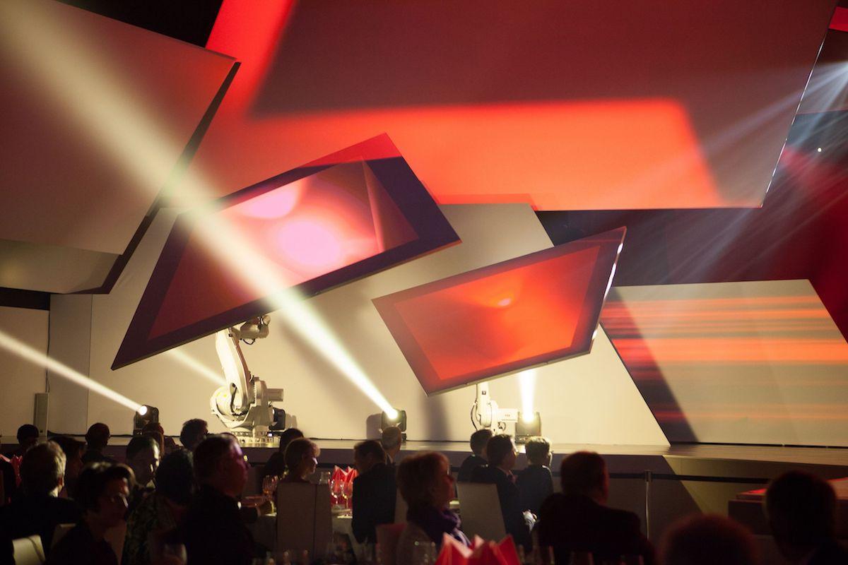 Künftig könnte Robotik bei Show Events eine grosse Rolle spielen (Foto: standing ovation ag)