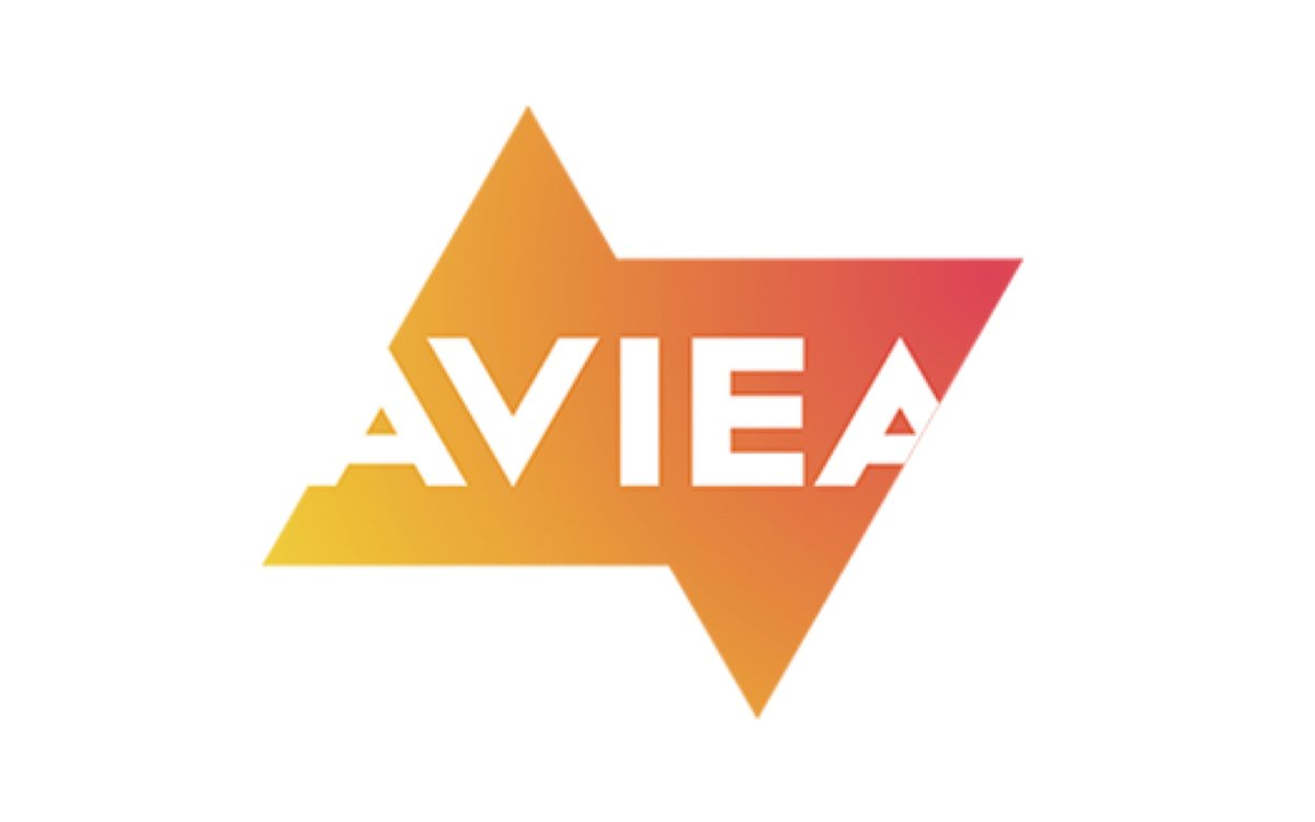 Logo des Branchenverbands AVIEA (Grafik: AVIEA)