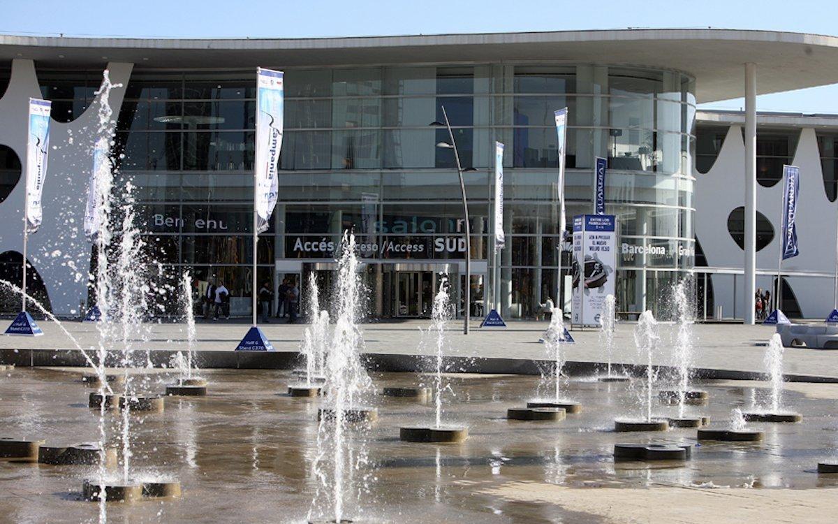 Messehalle in Barcelona – hier wird ab 2021 die ISE stattfinden (Foto: Fira de Barcelona)