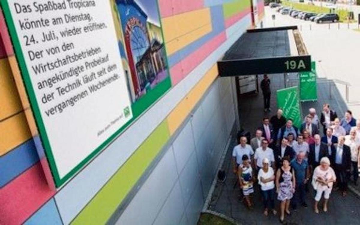 Neue Mediabox in Stadthagen (Foto: Schaumburger Nachrichten / rg)