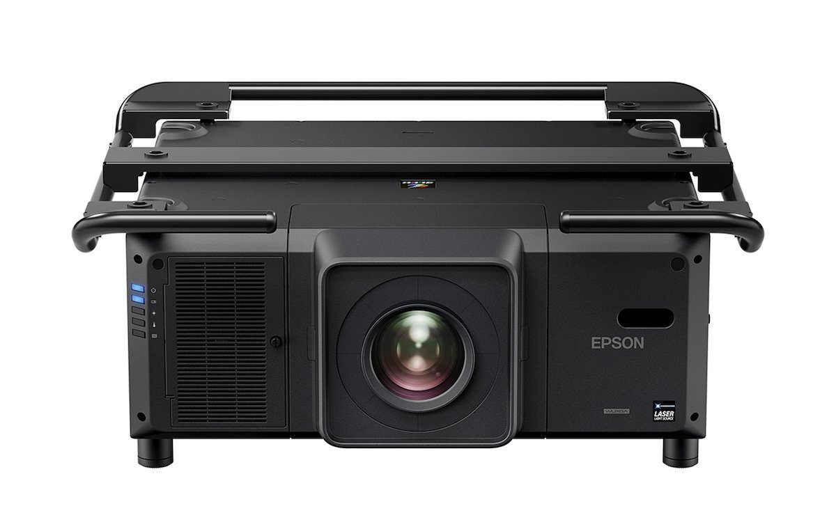 Projektor aus der EB-L-Serie (Foto: Epson)