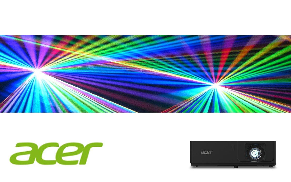 Acer Professionelle Laserprojektoren (Foto: Acer)