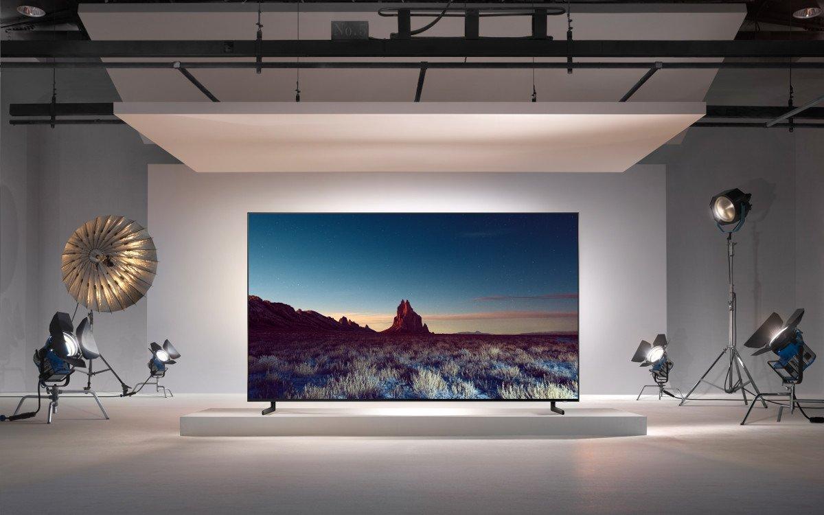 Samsung präsentiert 8k auf der IFA (Foto: Samsung)