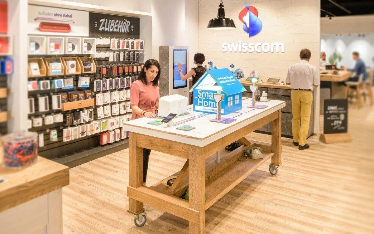 House of Swisscom in Basel (Foto: Swisscom)