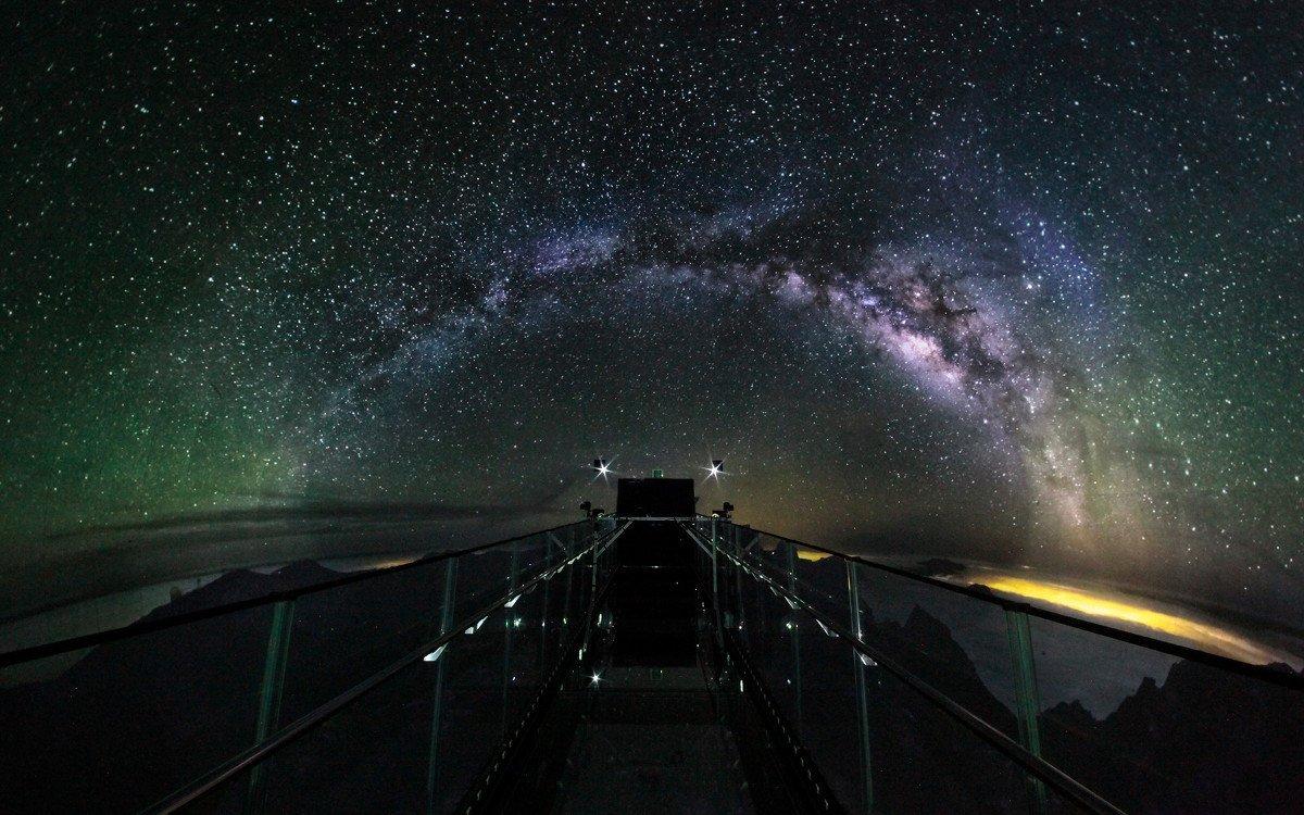 Space 360 in Südkorea (Foto: Frontpictures)