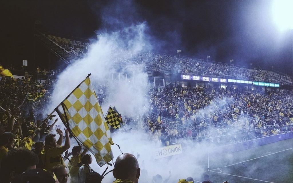 Fußballstadion – Symbolbild (Foto: Pixabay / tookapic)