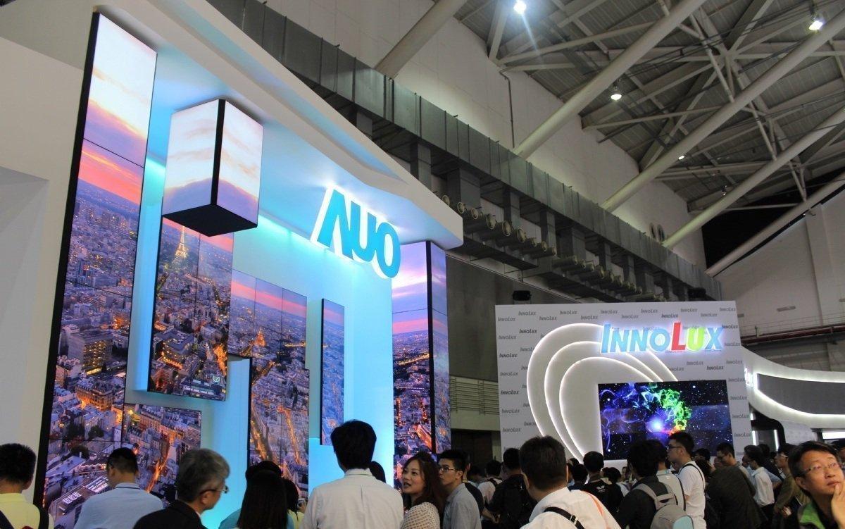 LED-Aussteller auf einer vorangegangenen Touch Taiwan (Foto: Touch Taiwan)