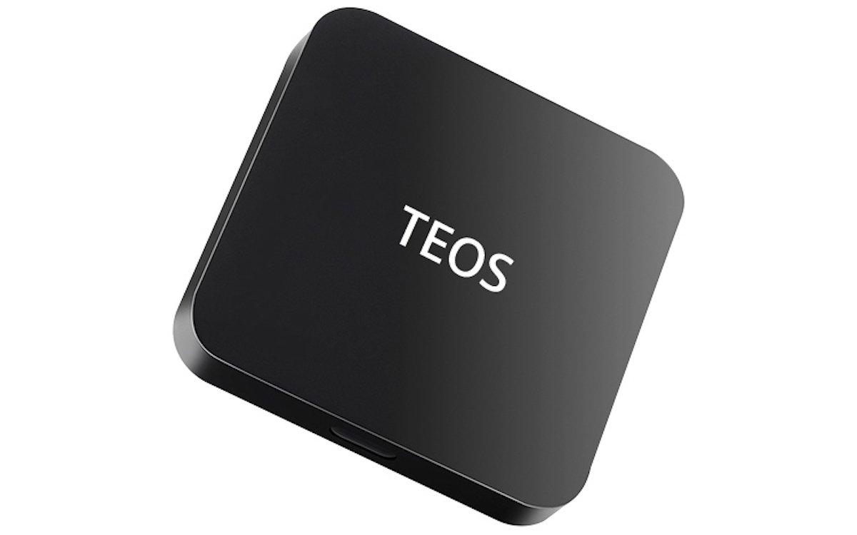 Neuer TEOS Player von Sony (Foto: Sony)