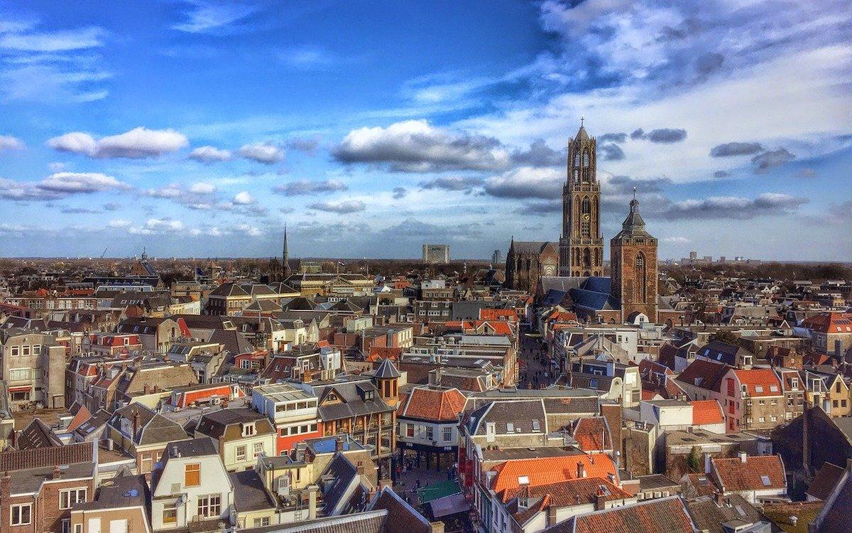 Panorama von Utrecht (Foto: Pixabay / 0805edwin)