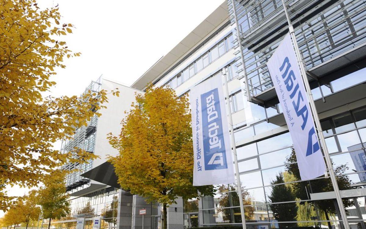 Tech Data-Zentrale in München (Foto: Tech Data)