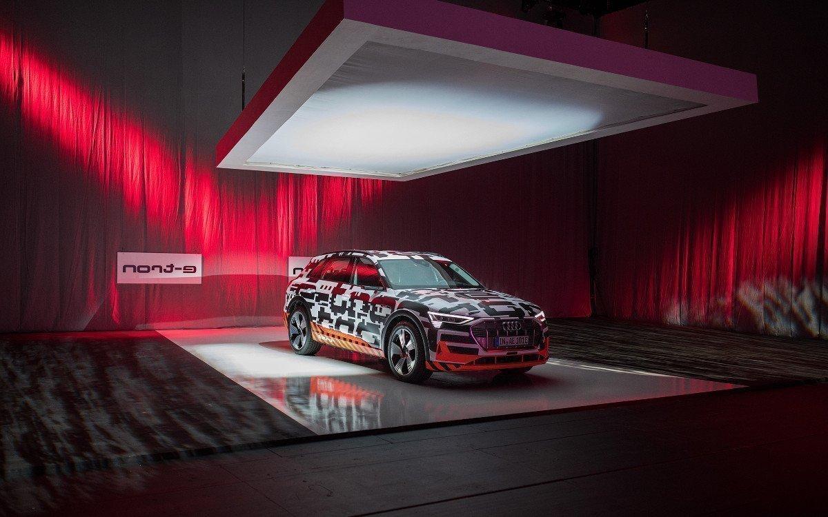 Audi e-tron Presse-Event in Kopenhagen (Foto: Audi AG)