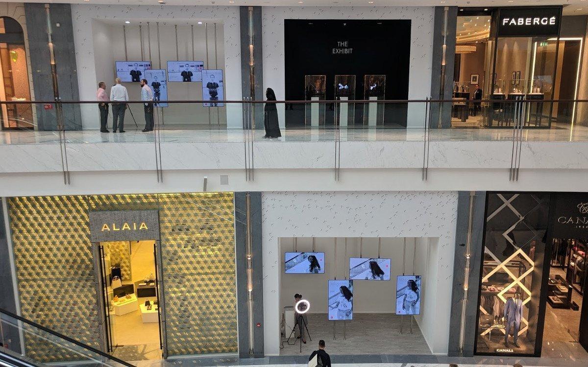 The Dubai Maill Fashion Avenue (Foto: invidis)