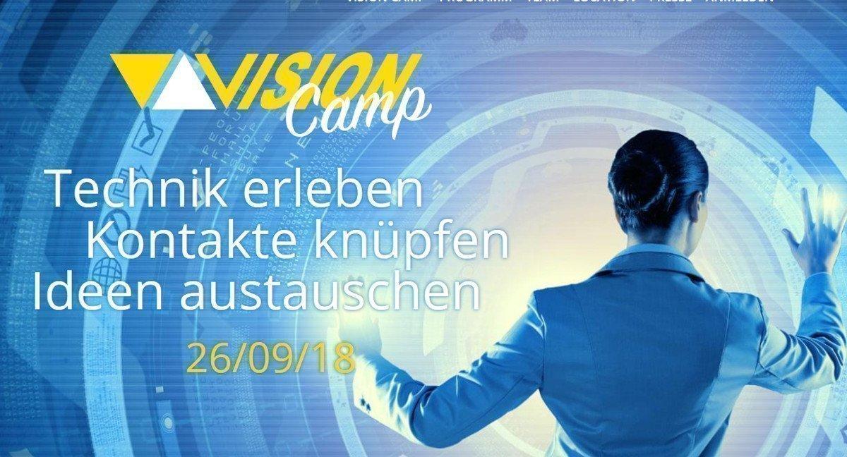 Pilot Vision Camp 2018 (Foto: Unternehmen)