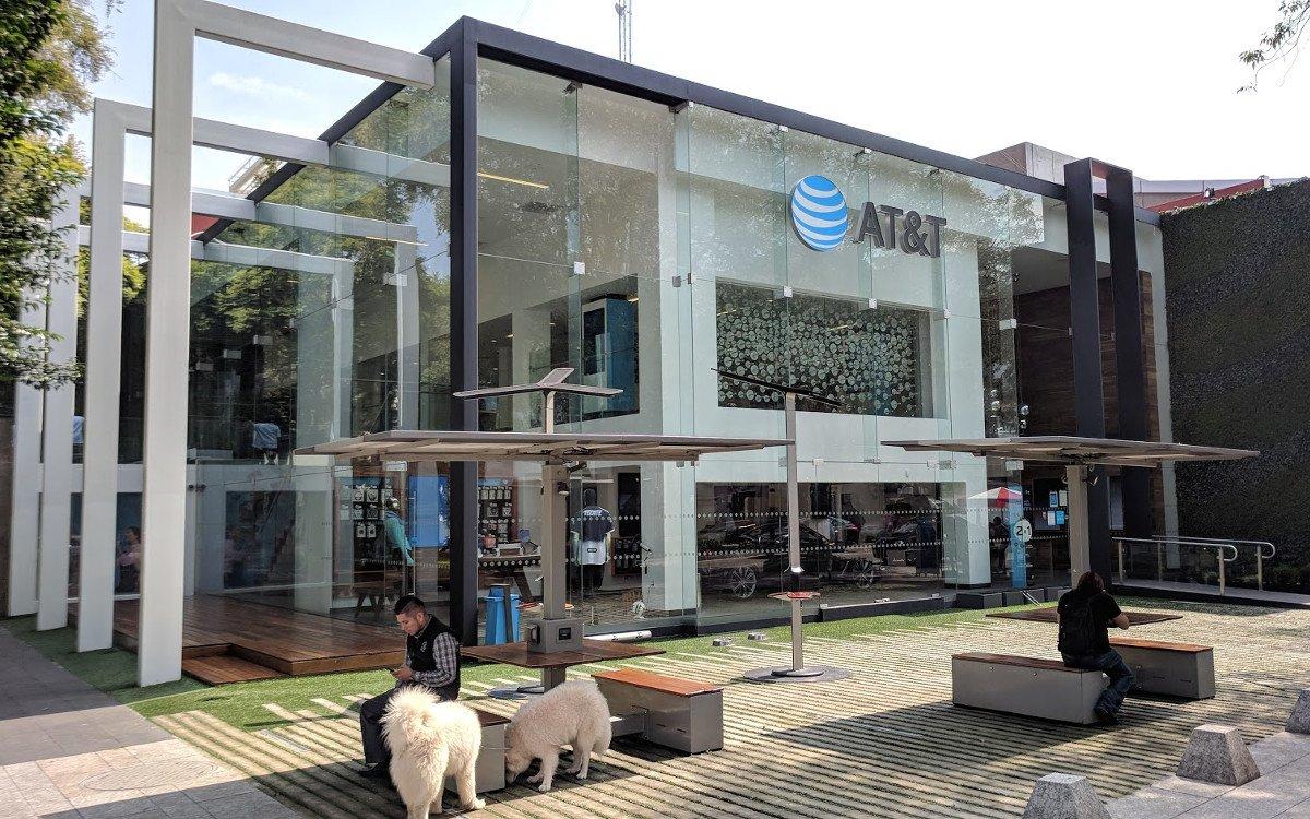 AT&T Flagship in Mexico City (Foto: invidis)
