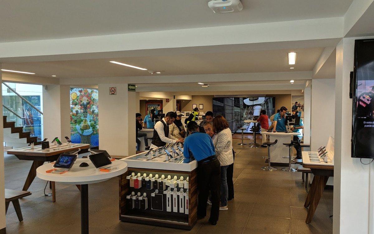AT&T Flagshipstore (Foto: invidis)