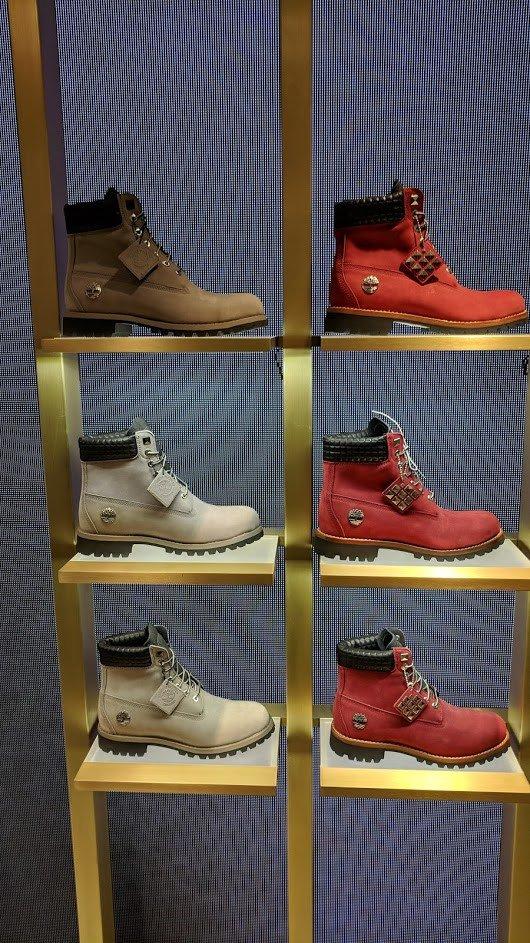 Schuhabteilung bei Nordstrom in New York Columbus Circle (Foto: invidis)