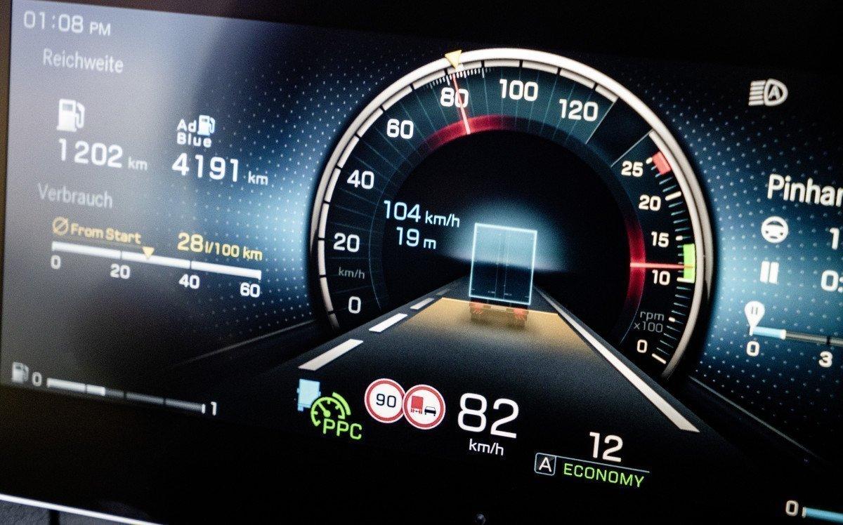 Mercedes Digitales Cockpit (Foto: Mercedes Benz)