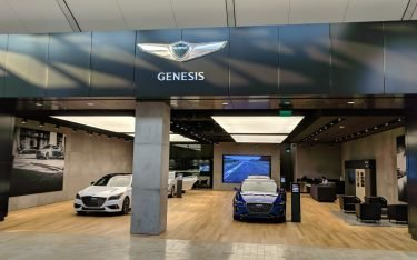 Genesis Showroom in Toronto (Foto: invidis)