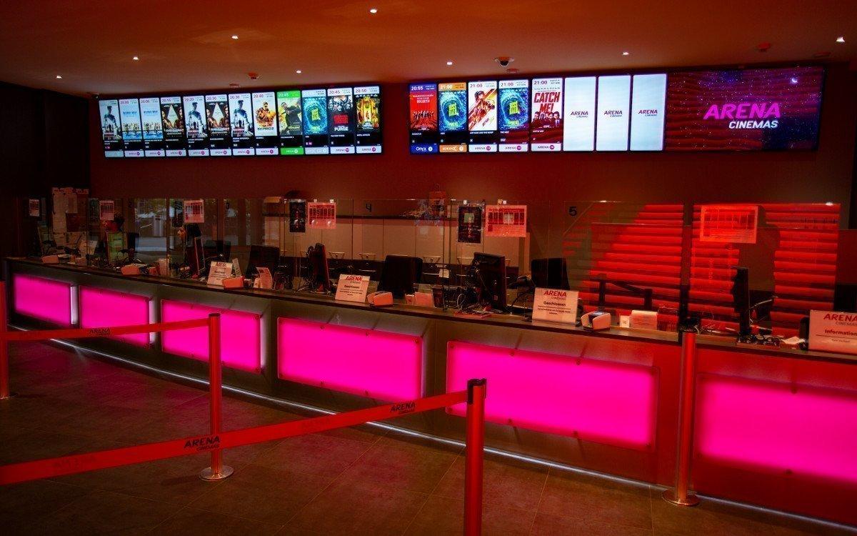 Arena Kino om Zürich (Foto: