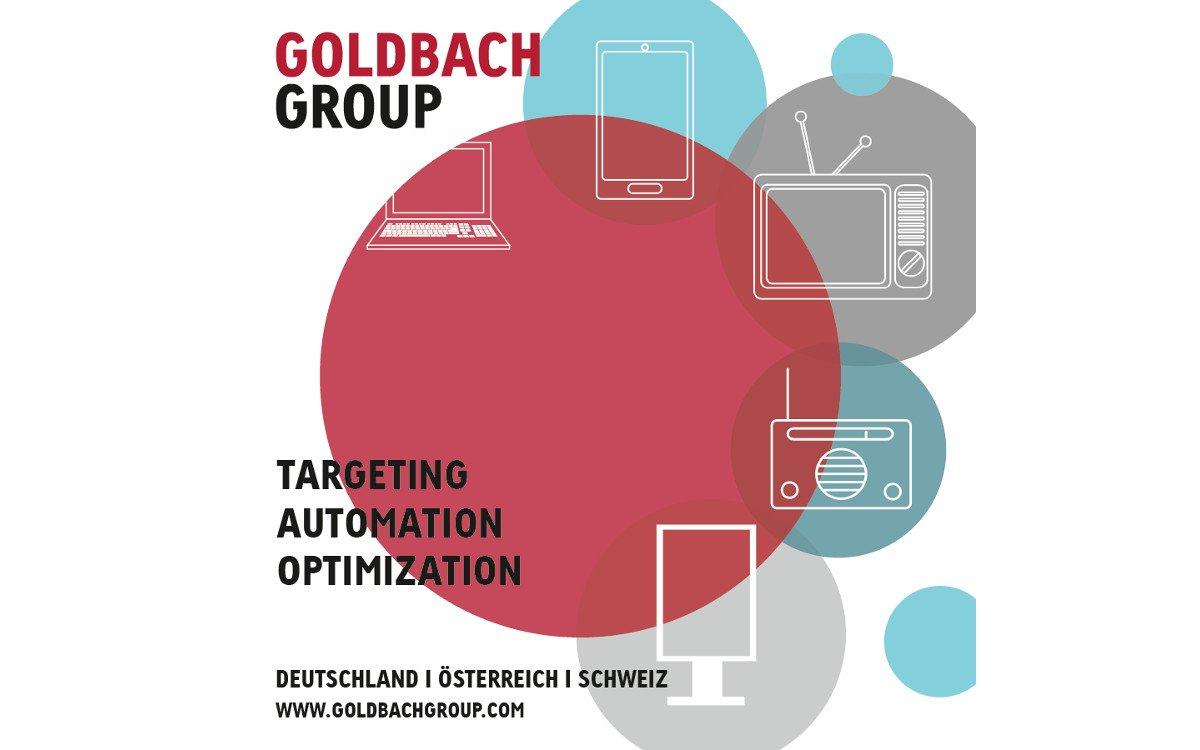Goldbach auf der DMEXCO (Foto: Goldbach)
