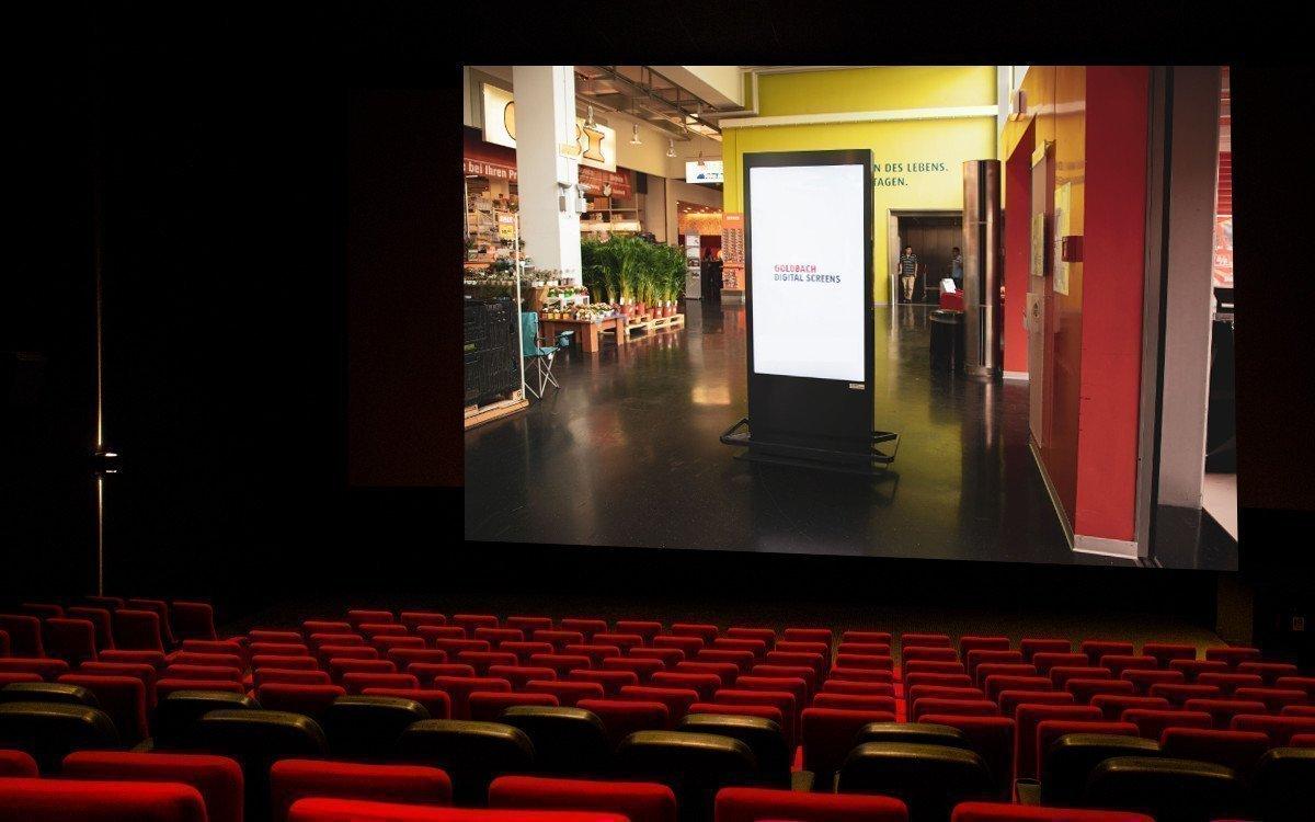 Goldbach DooH setzt auf Imaculix Kino knowhow (Foto: unternehmen)