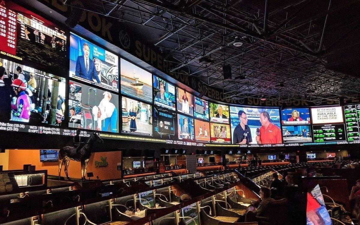 Westgate Superbook in Las Vegas (Foto: invidis)