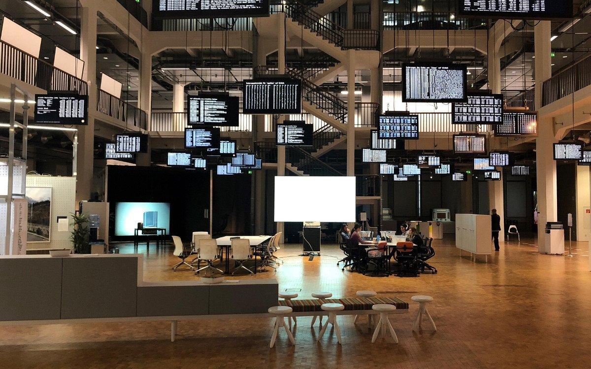 Nächster Vitra Work Hackathon in Karlsruhe (Foto: Vitra)