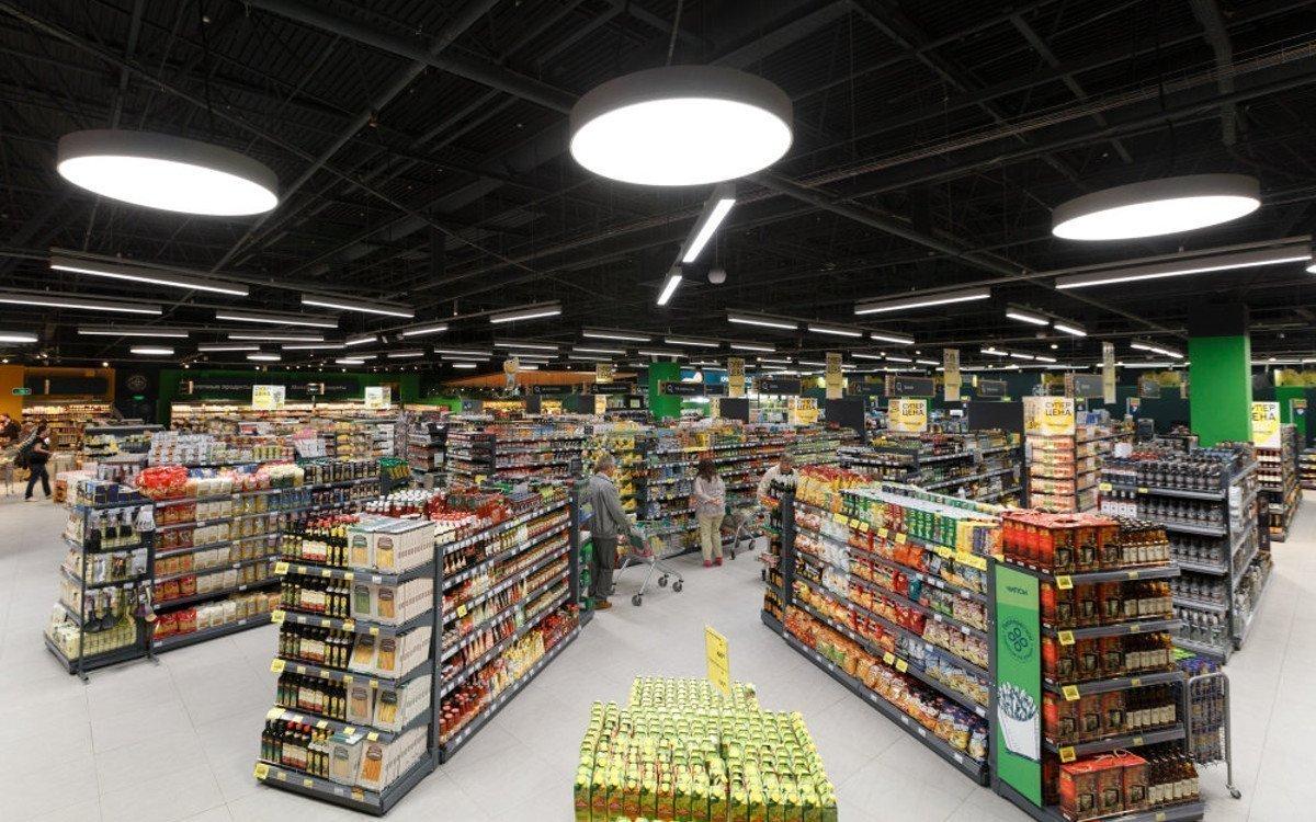Perekrestok Supermarkt (Foto: X5 Retail)