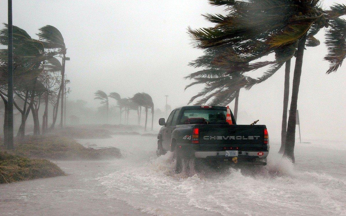 Hurrikan in Florida – Symbolbild (Foto: Pixabay / 12019)