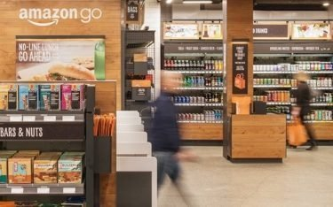 Amazon Go in Seattle (Foto: Amazon)