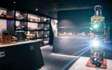 AV Stumpfl hat ein kleines AV Museum eröffnet (Foto: AV Stumpfl)