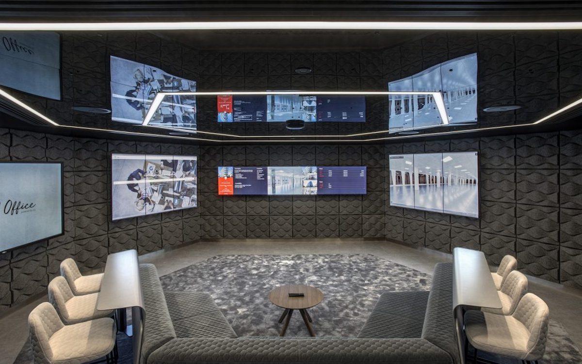 Mit dem NXT Office gibt es vollkommen neue Möglichkeiten der Kundeninformation im B2B-Bereich (Foto: AVEX International)