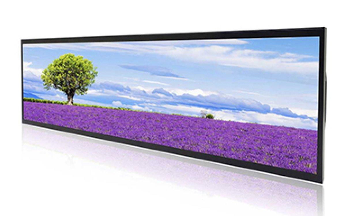 Sonderformate wie dieses bezieht CDS von Samsung (Foto: CDS)