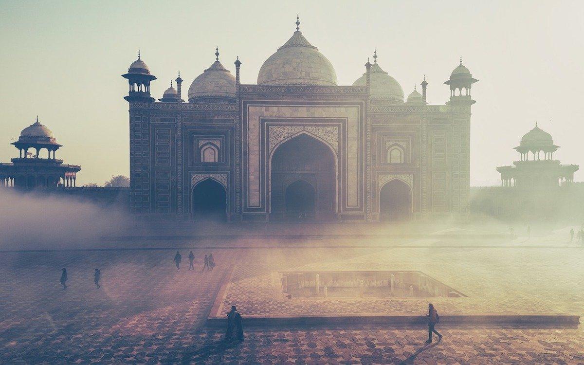 Taj Mahal in Indien – Symbolbild (Foto: Pixabay / Free-Photos)