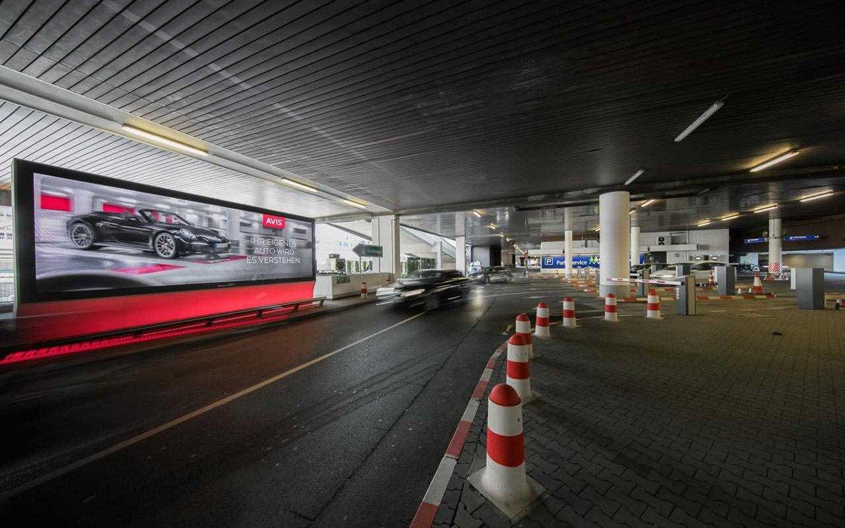 Digital Roadshow am Airport Frankfurt (Foto: Media Frankfurt)