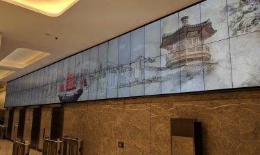 Großer Empfang bei JP Morgan in Hongkong (Foto: invidis)