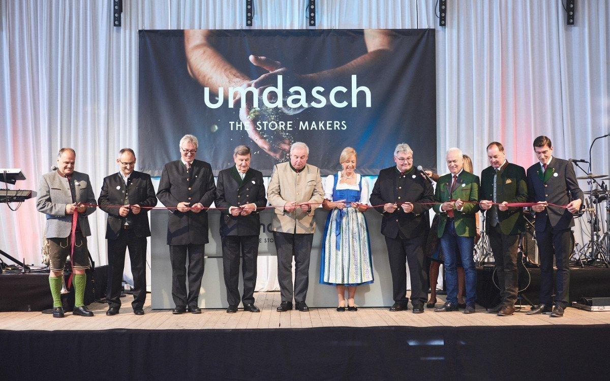 Neues Umdasch Logistik Center in Leibnitz /AT (Foto: Alex Krischner/Umdasch)