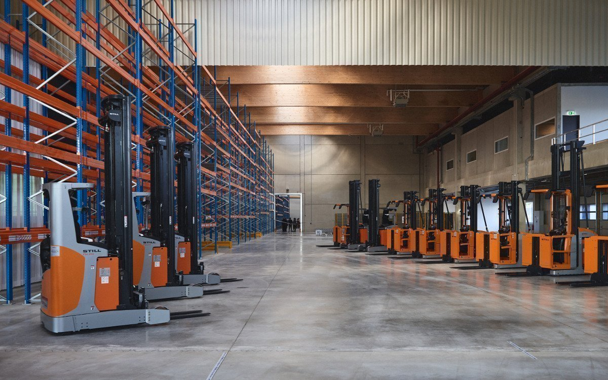 Neues Umdasch Eröffnung des Logistik Center in Leibnitz /AT (Foto: Alex Krischner/Umdasch)