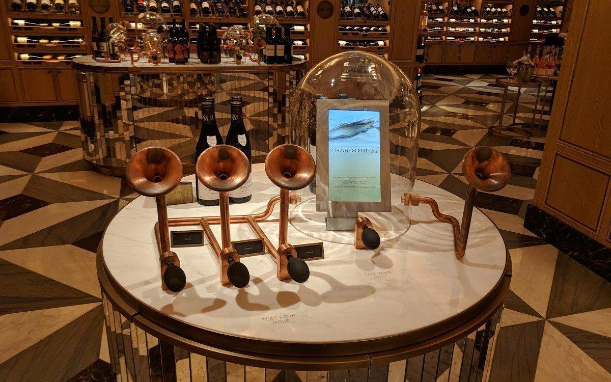 Harrods Wine & Spirits (Foto: invidis)