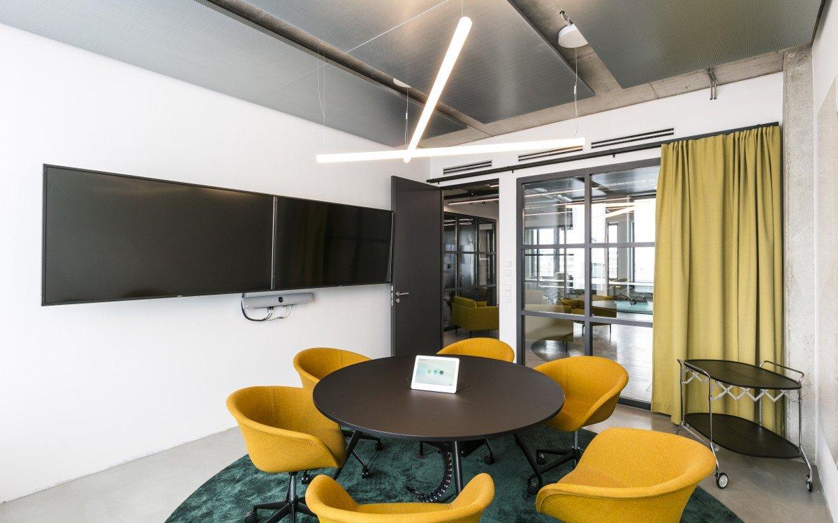 Scout24 – kleiner Meetingraum (Foto: Max von Eicken/Scout24)