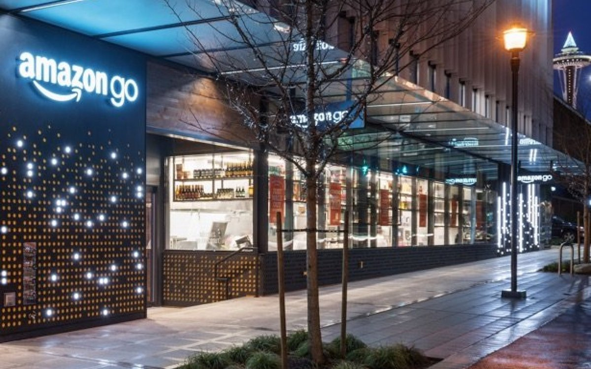 Amazon Go Store in den USA (Foto: Amazon)