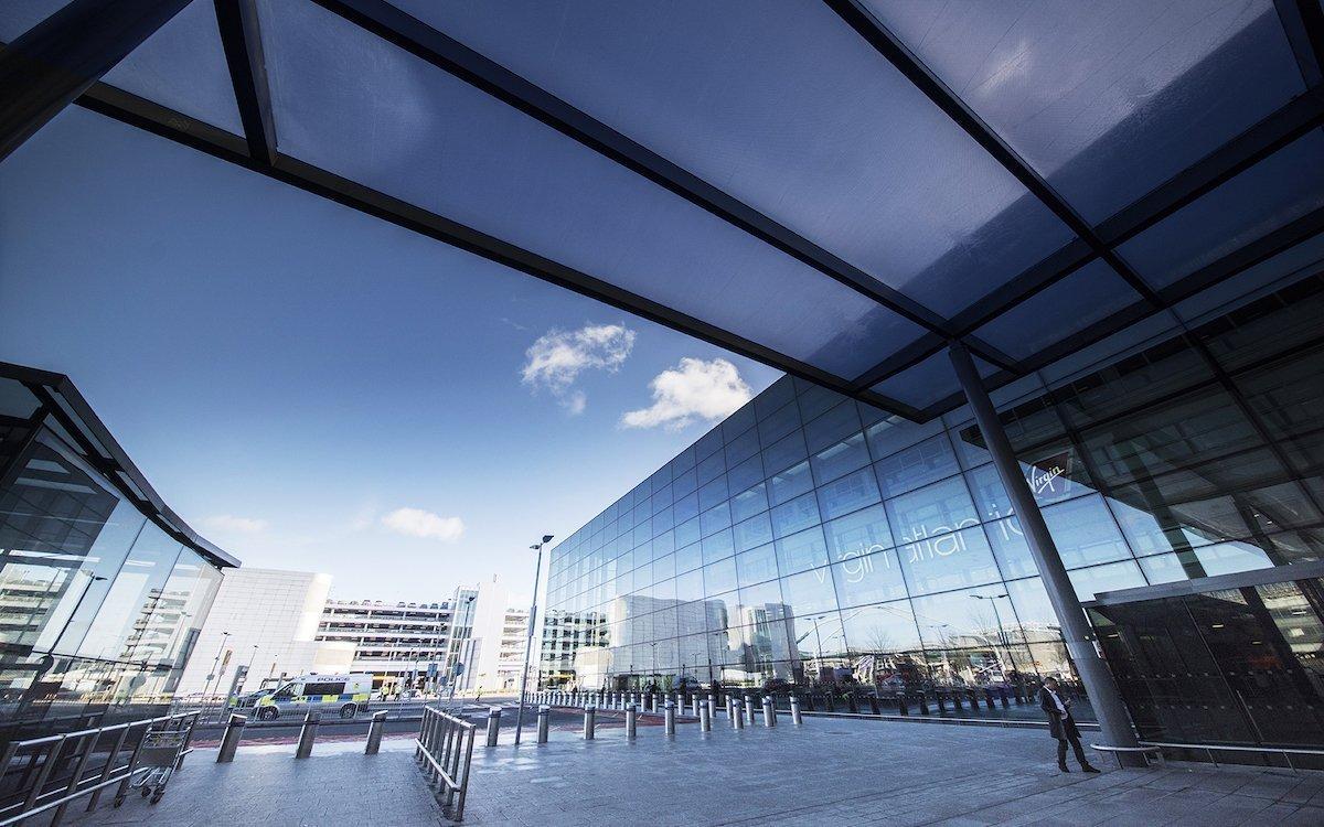 Außenansicht des Airports Heathrow (Foto: Airport Heathrow)