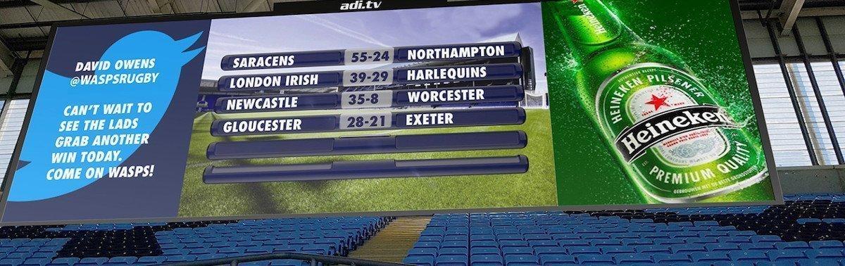 Beim Content achtet man auf einen Mix für alle Zielgruppen auch Rugby Neulinge (Foto: ADI)