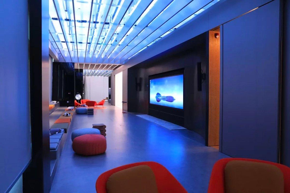 Das Innovation Center der Uni wurde 2018 eröffnet (Foto: Prysm)
