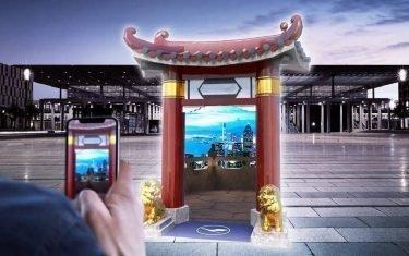 Mit neuen Media-Erfahrungen werden die Nutzer auf die Reise geschickt (Foto: Lufthansa)